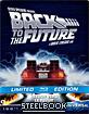 Tillbaka till framtiden - Steelbook Edition (SE Import) Blu-ray