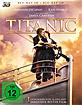 Titanic (1997) 3D (Blu-ray 3D + Blu-ray + Bonus Blu-ray) Blu-ray