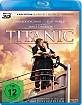 Titanic (1997) 3D (Blu-ray 3D + Blu-ray + Bonus Blu-ray) (Neuauflage) Blu-ray
