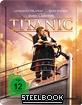 Titanic (1997) 3D (Limited Steelbook Edition) (Blu-ray 3D + Blu-ray + Bonus Blu-ray) Blu-ray