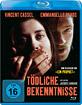 Tödliche Bekenntnisse Blu-ray