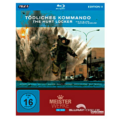 Tödliches Kommando - The Hurt Locker (Meisterwerke in HD Edition) Blu-ray