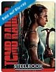 Tomb Raider (2018) 3D - HMV Exclusive Steelbook (Blu-ray 3D + Blu-ray + UV Copy) (UK Import ohne dt. Ton) Blu-ray