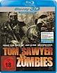 Tom Sawyer vs. Zombies 3D (Blu-ray 3D) (2. Neuauflage) Blu-ray