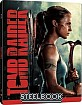 Tomb Raider (2018) 4K - Edition Limitée Steelbook (4K UHD + Blu-ray 3D + Blu-ray) (FR Import ohne dt. Ton) Blu-ray