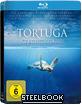 Tortuga - Die unglaubliche Reise der Meeresschildkröte - Steelbook Blu-ray