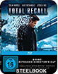 Total Recall (2012) - Kinofassung und Extended Director's Cut (Limited Steelbook Edition) (Neuauflage) Blu-ray