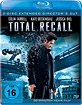 Total Recall (2012) - Kinofassung und Extended Director's Cut (2-Disc Edition) Blu-ray