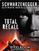 Total Recall (1990) - Ultimate Rekall Edition - Steelbook (UK Import) Blu-ray