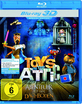 Toys in the Attic (2009) 3D (Blu-ray 3D) Blu-ray