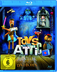 Toys in the Attic (2009) Blu-ray