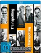 Trainspotting + T2 Trainspotting (Doppelset) (Limited Steelbook Edition) Blu-ray