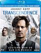 Transcendence (2014) (CH Import) Blu-ray