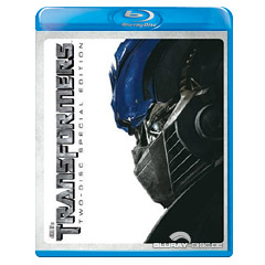 Transformers (US Import ohne dt. Ton) Blu-ray