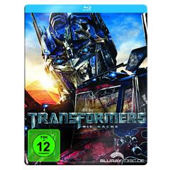 transformers 2 die rache steelbook blu ray film details. Black Bedroom Furniture Sets. Home Design Ideas