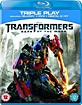 Transformers: Dark of the Moon (Blu-ray + DVD + Digital Copy) (UK Import) Blu-ray