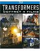 Transformers: Coffret 4 Films (FR Import) Blu-ray