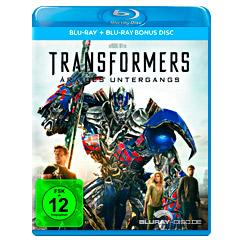 Transformers: Ära des Untergangs (Blu-ray + Bonus Blu-ray) Blu-ray