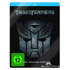 Transformers - 2 Disc Special Edition (Steelbook) Blu-ray