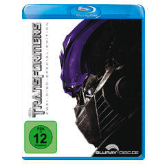 Transformers - 2 Disc Special Edition Blu-ray