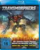 Transmorphers (Neuauflage) Blu-ray