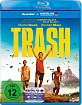 Trash (2014) (Blu-ray + UV Copy) Blu-ray