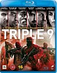 Triple 9 (2016) (SE Import ohne dt. Ton) Blu-ray