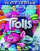 Trolls (2016) (Blu-ray + UV Copy) (UK Import ohne dt. Ton) Blu-ray