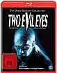 Two Evil Eyes Blu-ray
