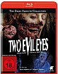 Two Evil Eyes (The Dario Argento Collection) Blu-ray