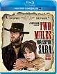 Two Mules for Sister Sara (Blu-ray + UV Copy) (CA Import ohne dt. Ton) Blu-ray