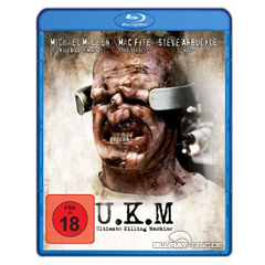 U.K.M. - Ultimate Killing Machine Blu-ray