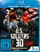IMAX: U.S. Soldiers 3D - Vol. 2: Army (Blu-ray 3D) Blu-ray