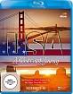 USA - A West Coast Journey Blu-ray