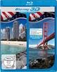 USA - Die Küsten aus der Luft 3D (Blu-ray 3D) Blu-ray