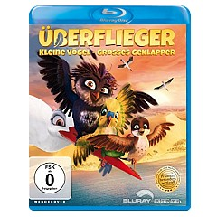 Überflieger - Kleine Vögel - Grosses Geklapper Blu-ray