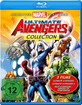 Ultimate Avengers Collection (3 Film Set) Blu-ray