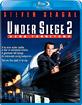 Under Siege 2 - Dark Territory (US Import ohne dt. Ton) Blu-ray