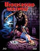 Underground Werewolf (Limited Mediabook Edition) (Cover A) (AT Import) Blu-ray