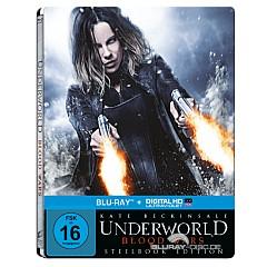 Underworld: Blood Wars (Limited Steelbook Edition) (Blu-ray + UV Copy) Blu-ray