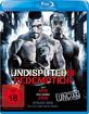 Undisputed III: Redemption Blu-ray