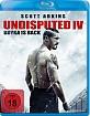 Undisputed IV - Boyka is back Blu-ray
