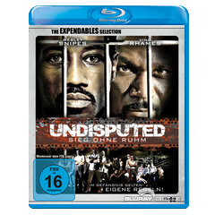 Undisputed: Sieg ohne Ruhm - The Expendables Selection Blu-ray
