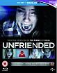 Unfriended (2014) (Blu-ray + UV Copy) (UK Import ohne dt. Ton) Blu-ray