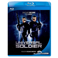 Universal Soldier (1992) (FR Import) Blu-ray