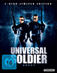 Universal Soldier (Limited Edition Media Book) Blu-ray