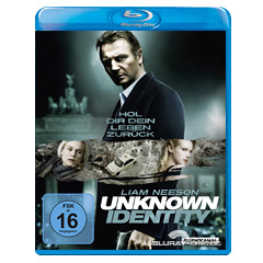 Unknown Identity Blu-ray