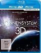 Unser Sonnensystem 3D (Blu-ray 3D) Blu-ray