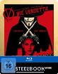 V wie Vendetta (Limitierte Steelbook Edition) Blu-ray