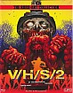 V/H/S/2 - Limited Edition im Media Book (The Hard-Art Collection) (Cover A) (AT Import) Blu-ray